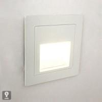 LED 1W 파트 벽매입(실내용)