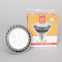롱 LED 파30 15W 램프 집중