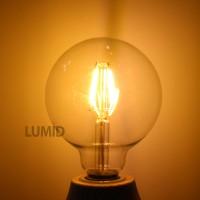 에디슨 LED 램프[G80]