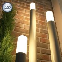 슬림 LED 잔디등 샌딩 (화이트)