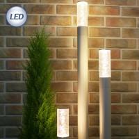 슬림 LED 잔디등 에어버블 (화이트)