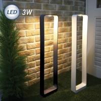 LED 1005 프레임 잔디1등 3W
