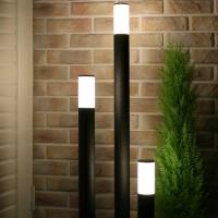 슬림 LED 잔디등 샌딩 (블랙)