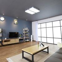 마빈 화이트 4등 LED 100W 거실등
