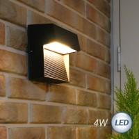 LED 2391 외부사각 계단벽등 (대)