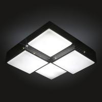 큐브 블랙 LED 50W 방등