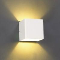 LED 비비사각 벽등 A형