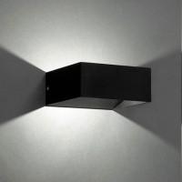LED 비비사각 벽등 F형
