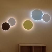 LED 스타 벽등