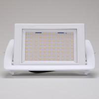 매입 사각 LED 30W 투광기 (3000K)