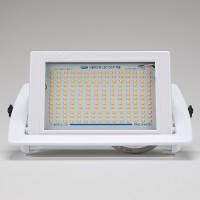 매입 사각 LED 50W 투광기 (3000K)