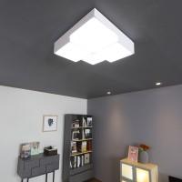 큐브 화이트 LED 50W 방등