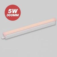 간접등 T5 LED 5W 300MM 레드