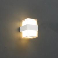 콜라 LED 2등 벽등 B형 (방수등)