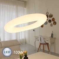 LED 100W 뭉크 펜던트 대 (900파이)